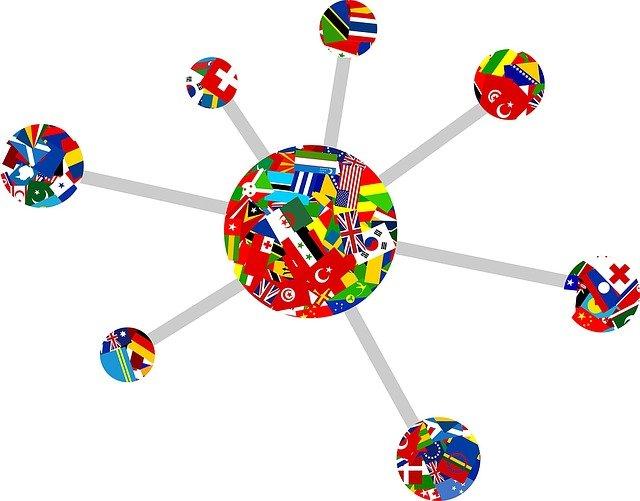 celosvětové podnikání