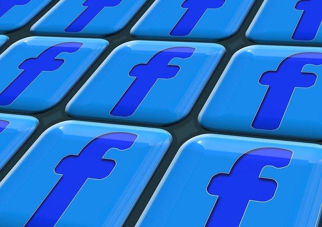 sociální síť Facebook