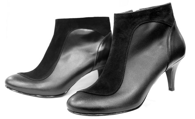 podzimní boty