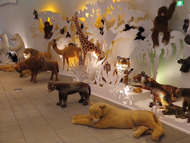 výstava zvířat