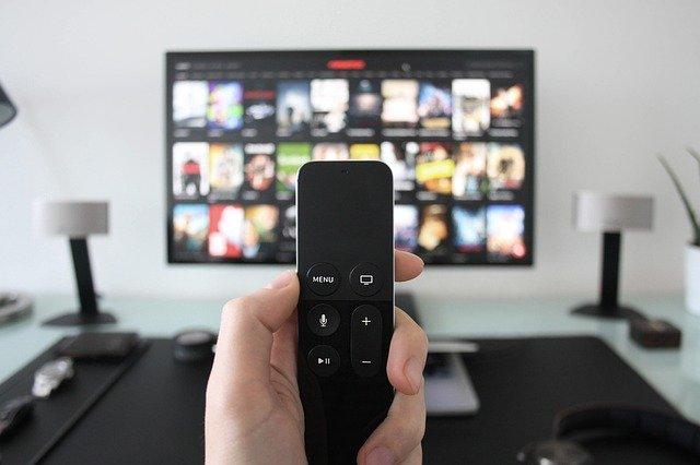 chytrá televize