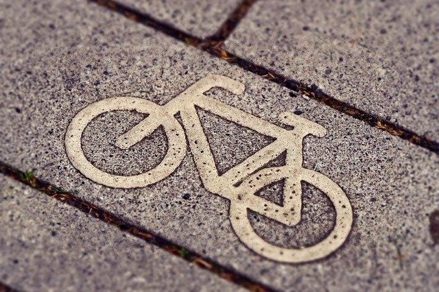 značka pro cyklostezku