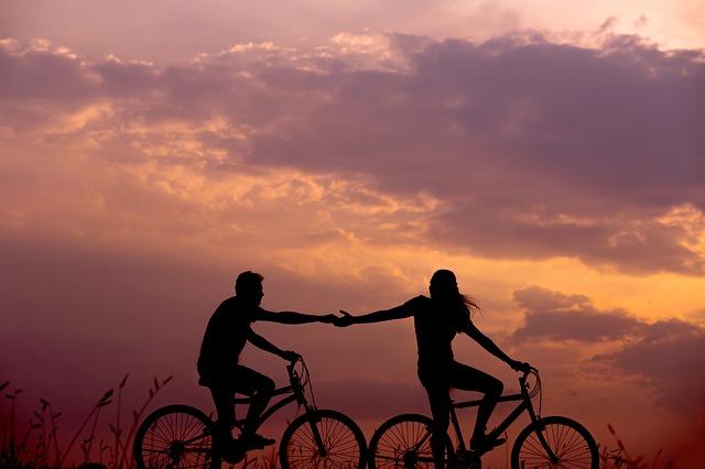 romantická vyjížďka