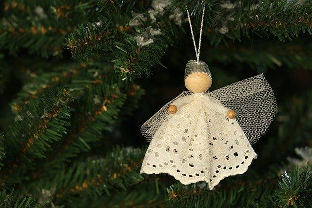nejkrásnější vánoční ozdoba, ručně vyrobená