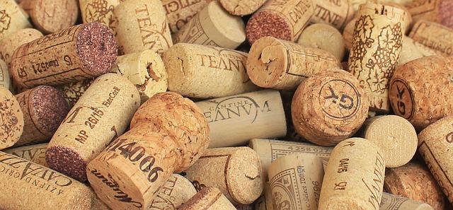 Skladování vína v sudech