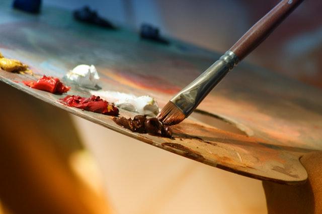 malovat nemusíte jen barvami