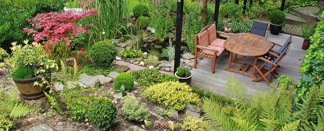 terasa a design zahrady